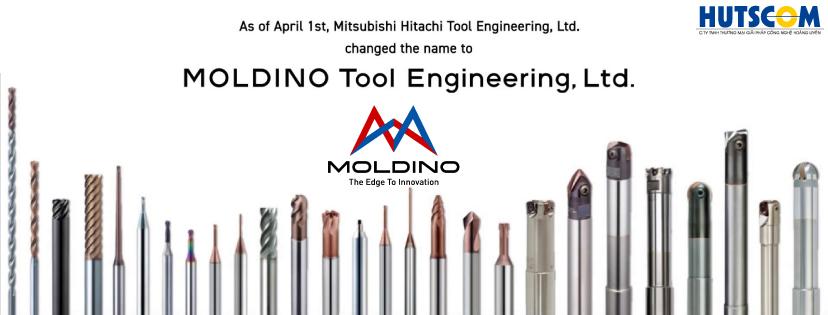 Hitachi Tool đổi tên thành MOLDINO