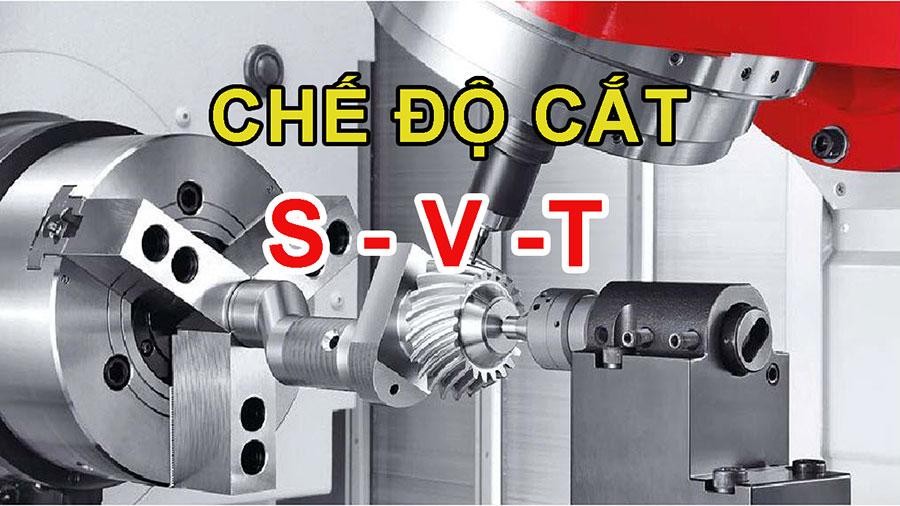 Thông số tối ưu chế độ cắt khi phay, tiện trong gia công cơ khí chế tạo - 1