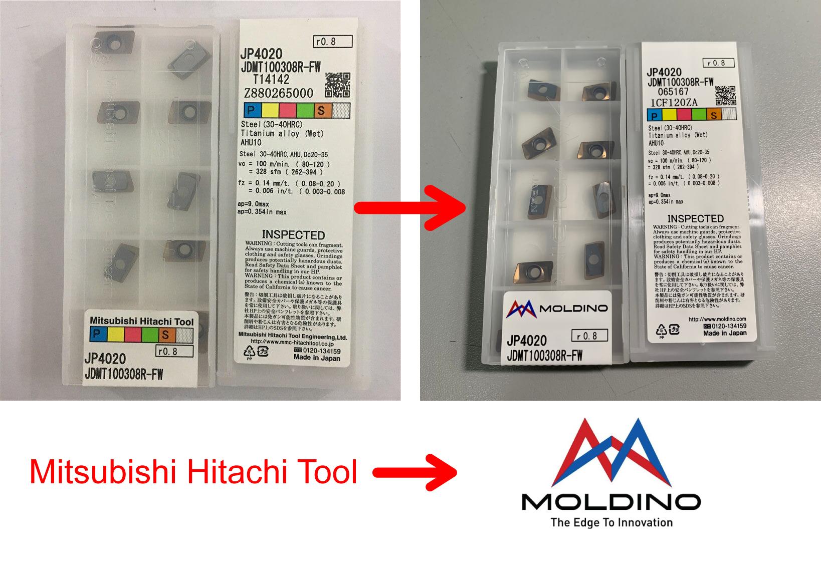 Mitsubishi Hitachi Đổi Tên Thành Moldino - Tập Trung Dụng Cụ Cắt Gọt Ngành Khuôn Mẫu 4