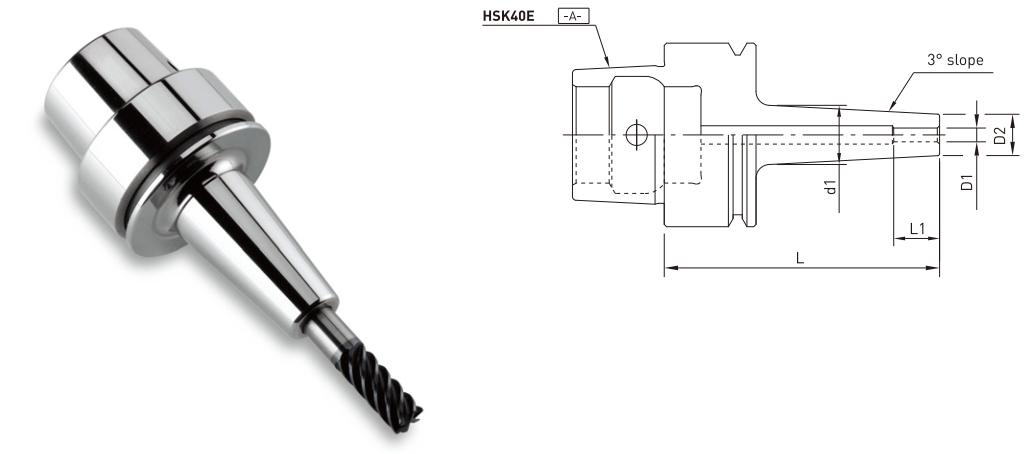 ĐẦU KẸP NHIỆT HSK40E - HSK50E JE-IL - 2