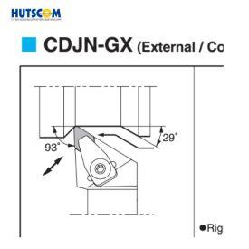 CÁN DAO TIỆN NGOÀI KYOCERA CDJN-GX-2