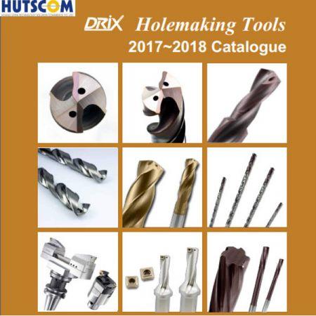 WINSTAR HOLE MAKING TOOLS 2017-2018 CATALOGUE