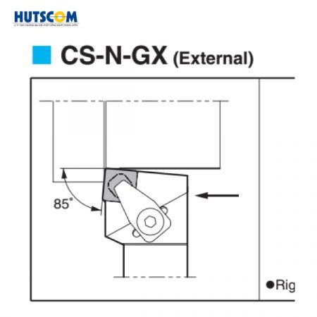 CÁN DAO TIỆN NGOÀI KYOCERA CS-N-GX-2