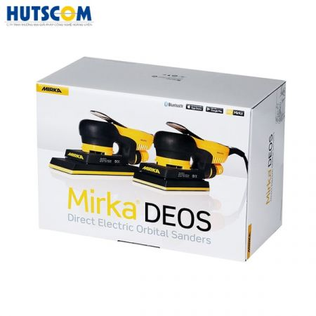 MÁY CHÀ NHÁM ĐIỆN MIRKA DEOS 383CV 70x198mm MID3830201 -4
