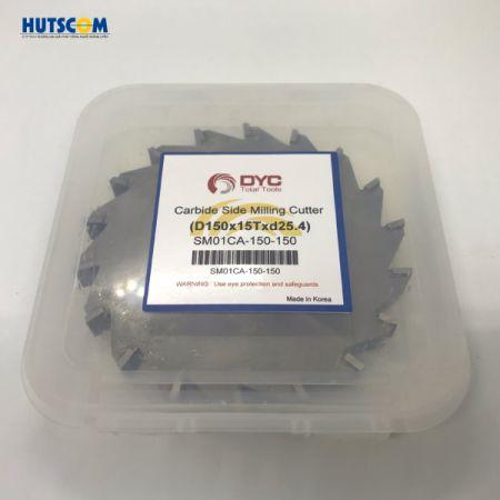 DAO PHAY ĐĨA CARBIDE DYC SM01CA-150-150