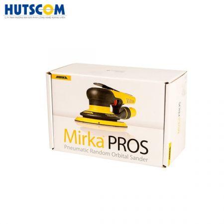 TÚI ĐỰNG BỤI MIRKA PROS 550DB 125mm 5.0