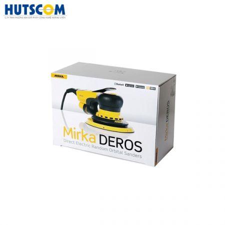 MÁY CHÀ NHÁM ĐIỆN MIRKA DEROS 5650CV 150mm MID5650202CA - 4