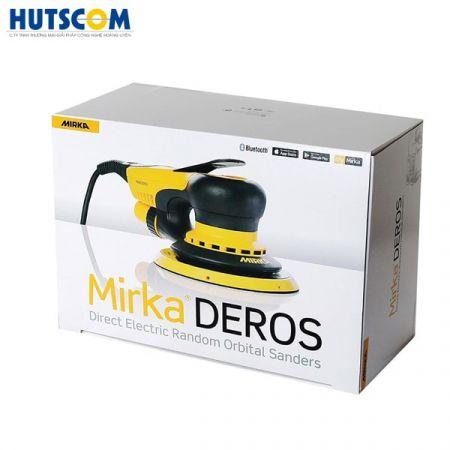 MÁY CHÀ NHÁM ĐIỆN MIRKA DEROS 550CV 125mm MID5502022-4