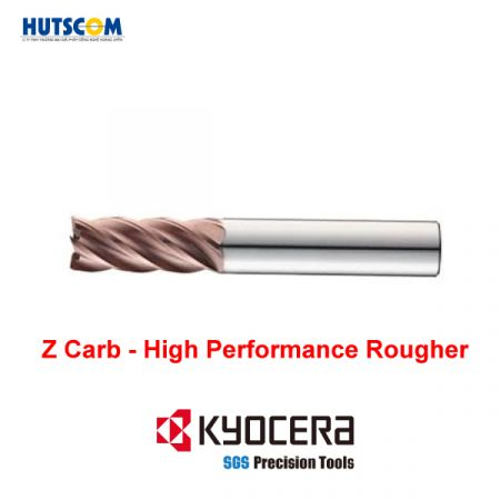 Dao Phay High Performance Rougher Kyocera SGS Z-Carb HPR